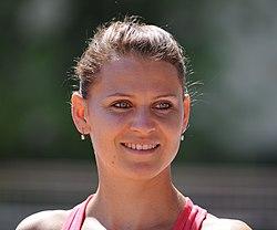 Lucie Šafářová Rome Masters 2015.jpg
