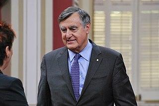 Lucien Bouchard Bloc Québécois Canadian politician
