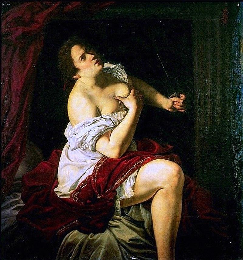 Lucretia by Artemisia Gentileschi.jpg