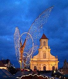 Ludwigsburg Weihnachtsmarkt.Ludwigsburger Barock Weihnachtsmarkt Wikipedia