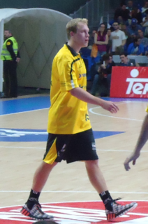 Luke Sikma American basketball player
