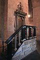 Lunds domkyrka, pulpit back.jpg
