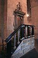 Lunds domkyrka, pulpit back.jpg
