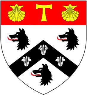 Roger Lupton English priest