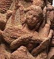 Lute or veena player, India, Mathura, Kushan Period (1st century-320).jpg