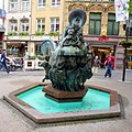 Luxembourg. Hämmelsmarsch fountain. Фонтан Овечий марш - panoramio.jpg