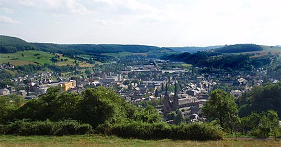 How to get to Diekirch with public transit - About the place