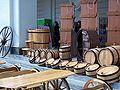 Lwów - barrels.JPG