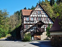 Mäulesmühle in Leinfelden-Echterdingen