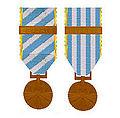 Médaille de la déportation et de l'internement politique beide medailles naast elkaar.jpg