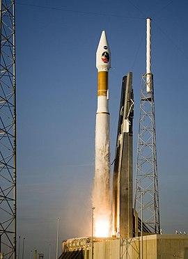 Resultado de imagen de cohete Atlas 5