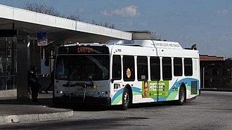 Route 7 (MTA Maryland) - Image: MTA Maryland 9058 7
