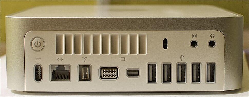 Mac Mini - Howling Pixel