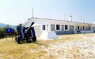 Fort Roupel - External view