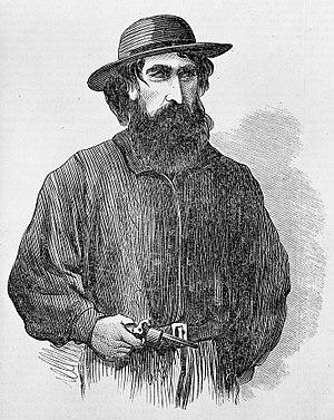 Dan Morgan (bushranger) - Dan Morgan, 1864