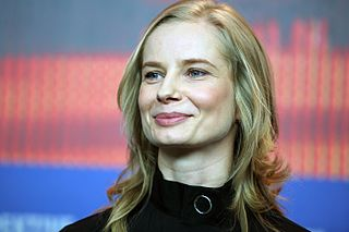 Magdalena Cielecka Polish film and theatre actress