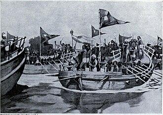 Mahmud of Ghazni - Mahmud of Ghazni's last success in India against the Jats