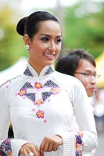 Mai Phương Thúy Miss Vietnam 2006