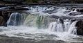Main falls on the Youghiogheny River at Ohiopyle State Park (12222758574).jpg