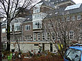 Mainhospital building of former Wilhelmina Gasthuis in Amsterdam-West.jpg