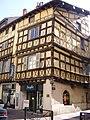 Maison de bois (16 rue Gambetta, Bourg-en-Bresse) 2.jpg