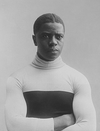 Marshall Taylor - Taylor in July 1907