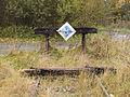 Malá Morávka, nádraží, zarážedlo, zpříma.jpg