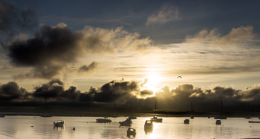 Malahide at Sunrise (7394291198)