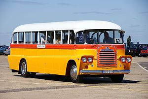 Malta bus (BUS 364), 2010 North Weald bus rally (2).jpg