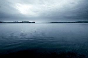 Lake Mandrensko - Image: Mandrensko lake