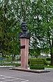 Manevychi Volynska-monument to the Hero of the SU Brynskyi-1.jpg