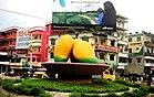 Rotonda di Mango, Rajshahi.jpg
