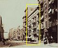 Manhattan, Washington Street, Rector Street, c. April 1911.jpg