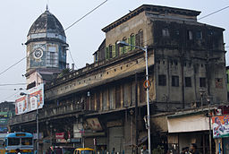 Manicktala Clock Tower - Manicktala Crossing