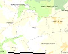 Map commune FR insee code 14248.png