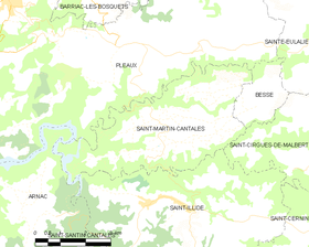 Map commune FR insee code 15200.png
