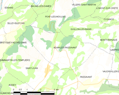 Map commune FR insee code 25006.png