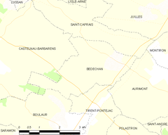 Map commune FR insee code 32040.png