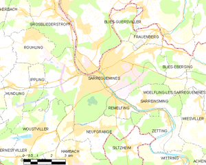 Map commune FR insee code 57631.png