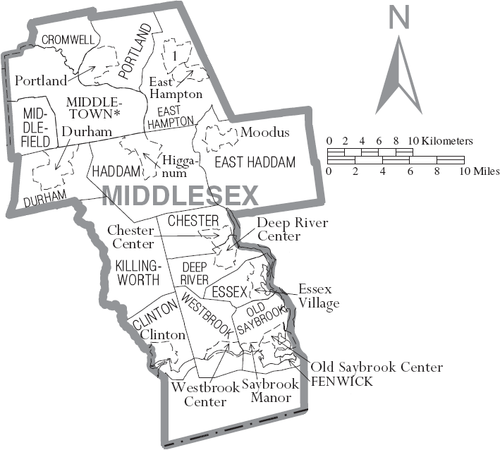 Middle County, Connecticut - Wikiwand on