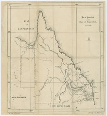 Map of Queensland at Separation in 1859.tiff