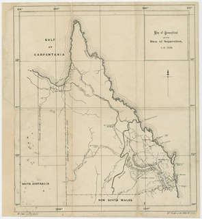 Separation of Queensland