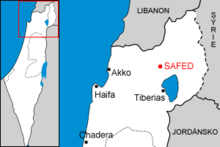 Safed Travel guide at Wikivoyage