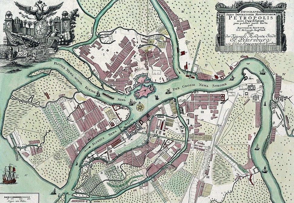 Map spb 1744 high