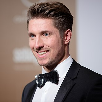 Marcel Hirscher - Hirscher at the gala for the Austrian Sportspersonalities of the Year 2015.