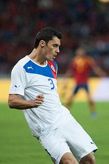 Marcos González Chilean footballer