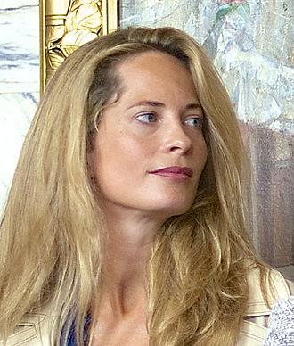 Maria Bonnevie - Bonnevie in August 2014