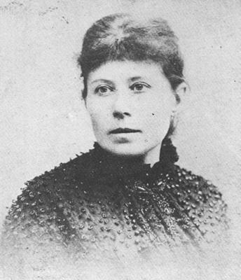 Maria Konopnicka Portrait