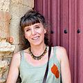 Marie Tanneux, Rencontres de l'imaginaire de Brocéliande 2013, Paimpont, France.jpg