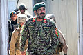 Marine commander attends Afghan security shura prior to elections 140209-M-PF875-014.jpg